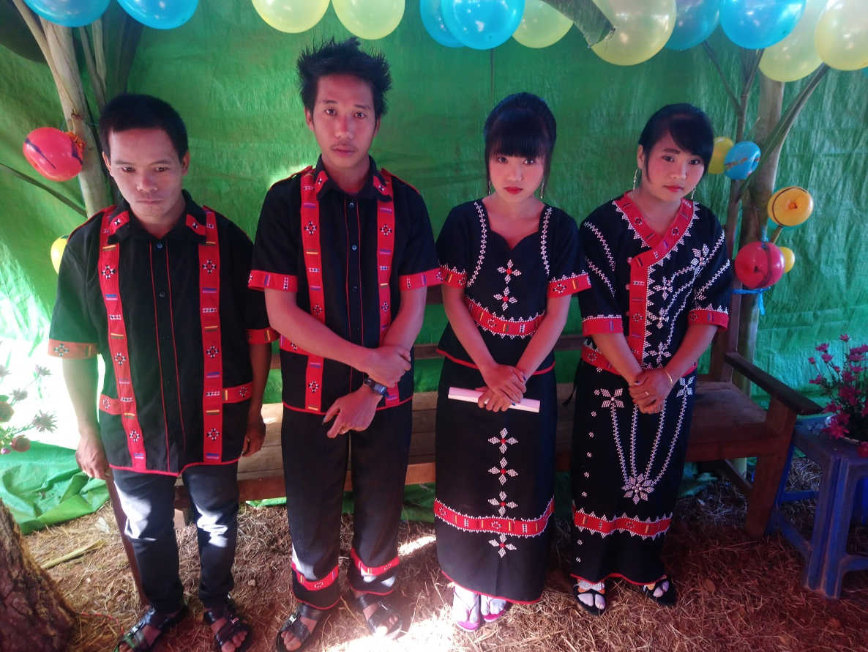 Lahu-Hochzeit